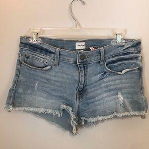 Never worn Sneak Peek jean shorts